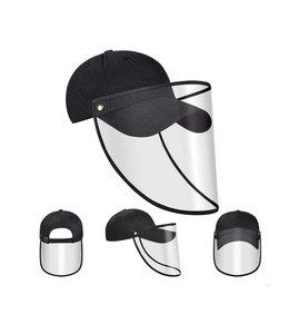 Kappe mit Visier - Gesichtschutz