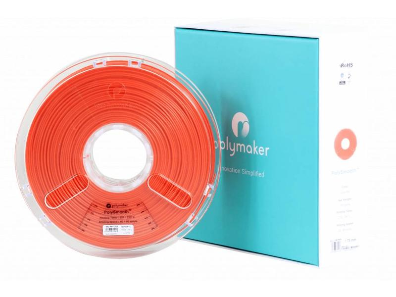 Polymaker Polysmooth Rood