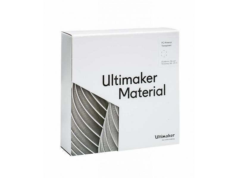 Ultimaker PC Transparent (NFC)