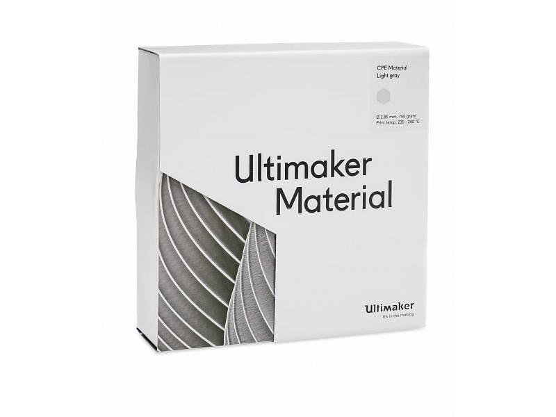 Ultimaker CPE Light Grey (NFC)