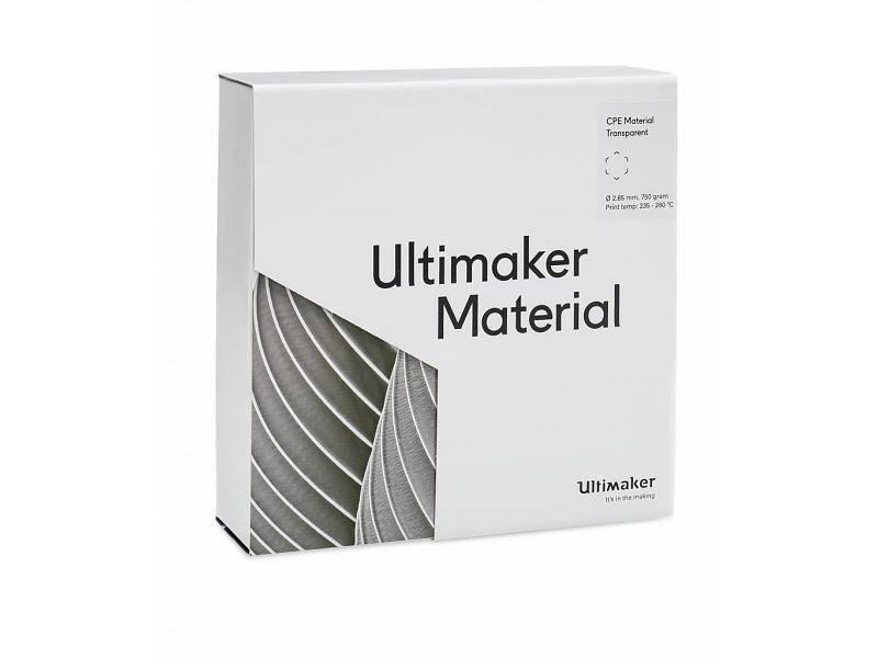 Ultimaker CPE Transparent (NFC)