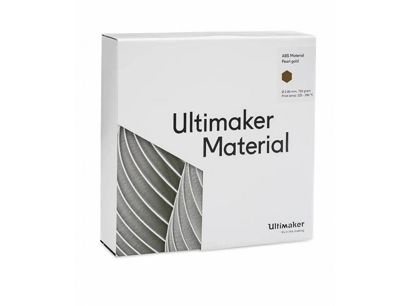 Ultimaker ABS Pearl Gold (NFC)