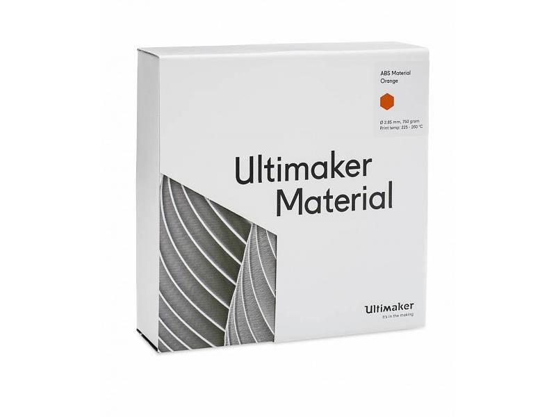Ultimaker ABS Orange (NFC)