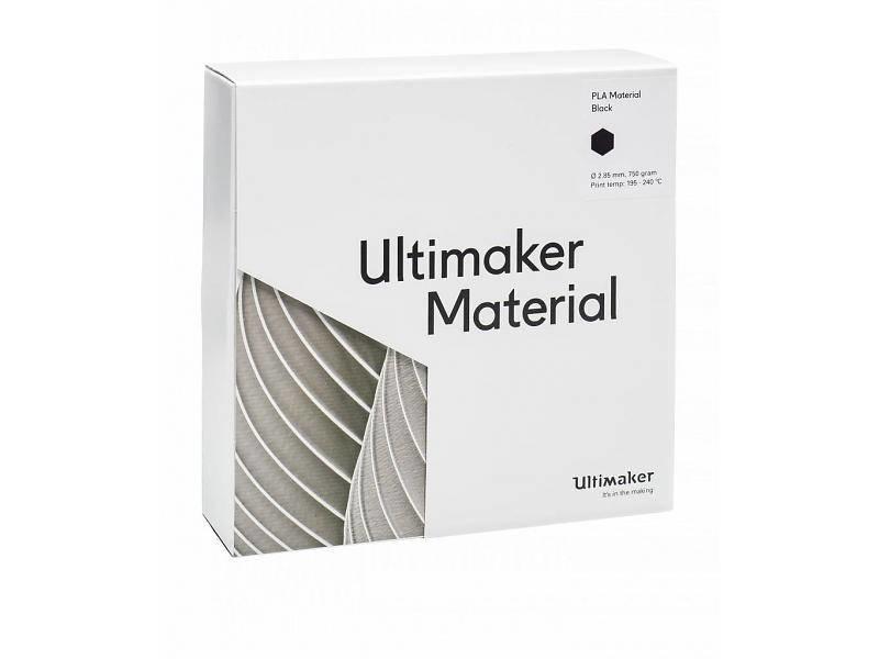 Ultimaker PLA Black (NFC)