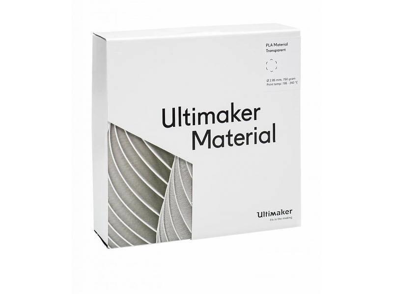Ultimaker PLA Transparent (NFC)