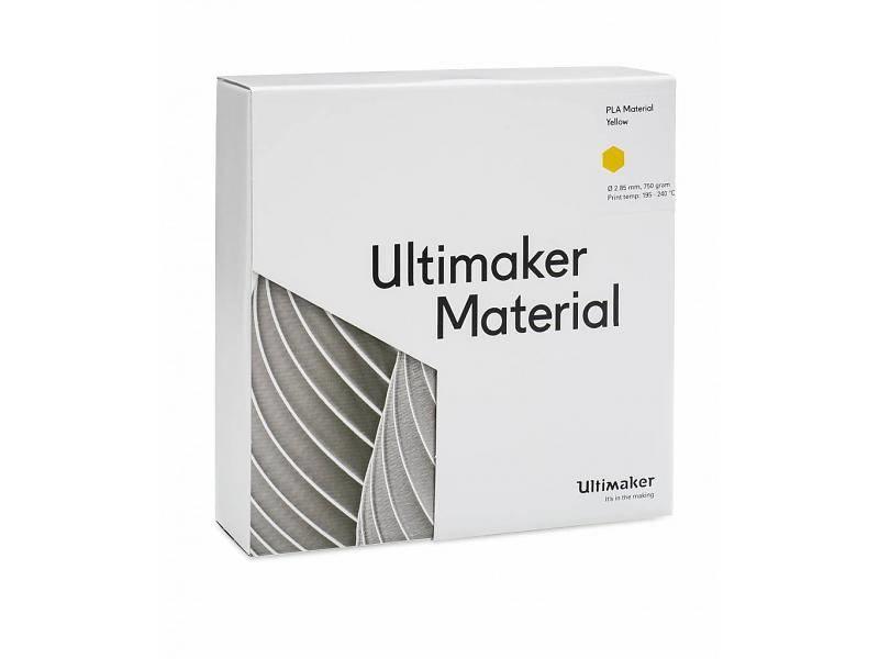 Ultimaker PLA Yellow (NFC)