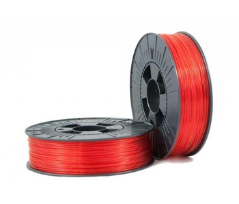 Makerfill PET-G Rood Transparant