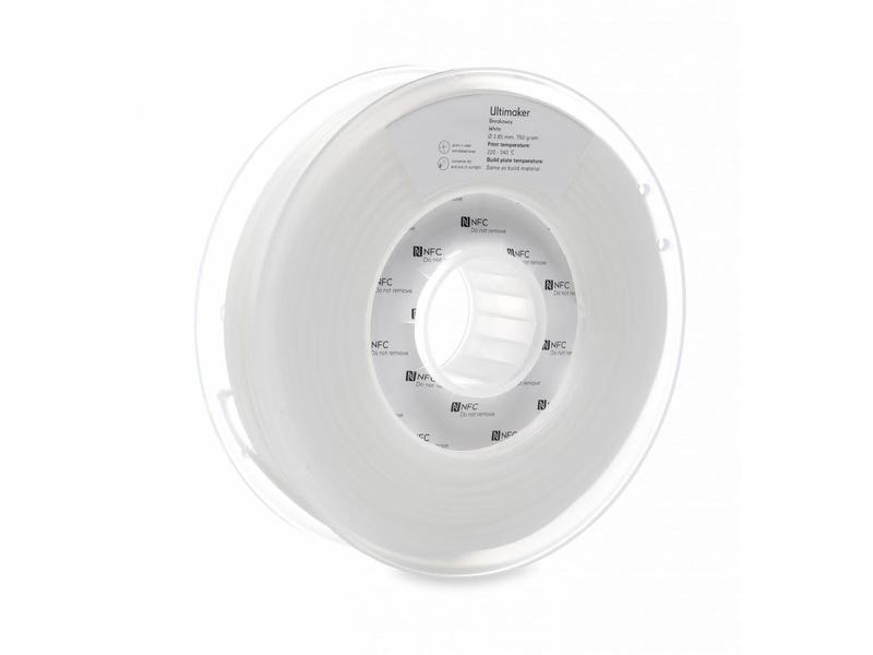 Ultimaker Breakaway White Material (NFC)