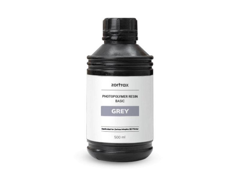 Zortrax Zortrax Resin BASIC Grey