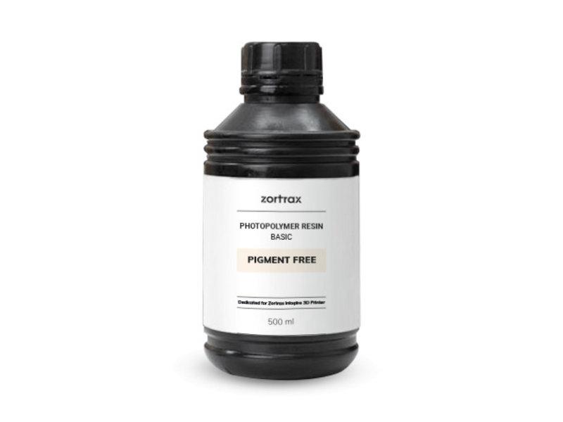 Zortrax Zortrax Resin BASIC Pigment free
