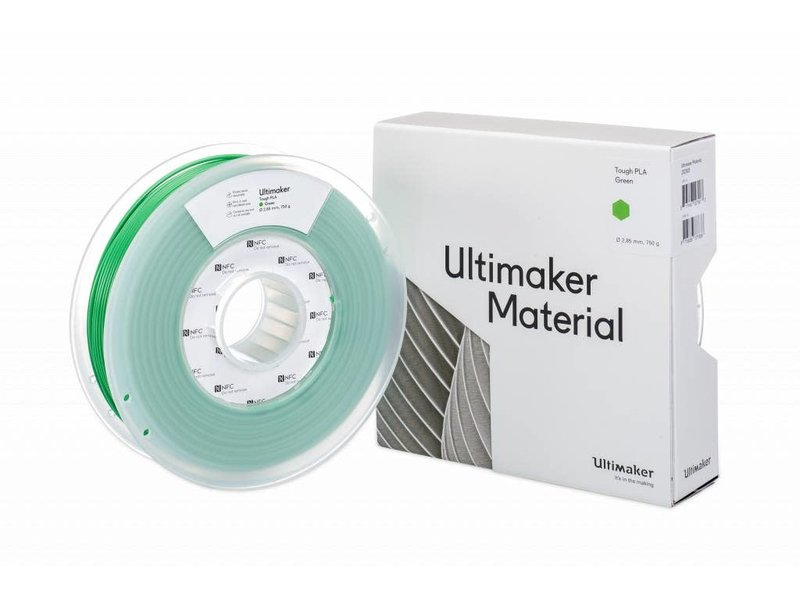 Ultimaker Tough PLA Green (NFC)