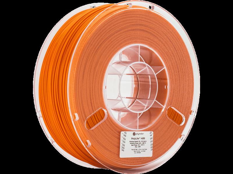 "Polymaker Polymaker ""Polylite ABS"" Oranje 1KG"