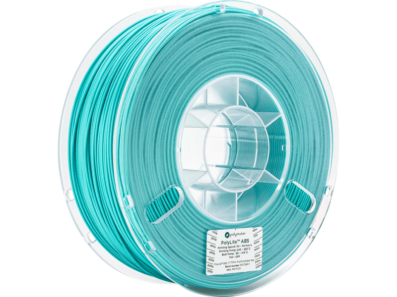 Polymaker Polylite ABS Teal 1KG