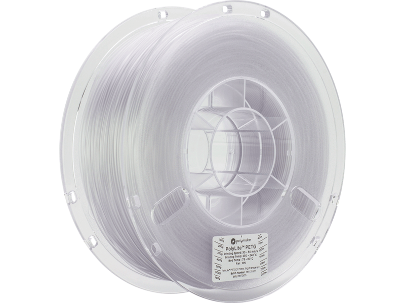 Polymaker Polylite PETG Transparant