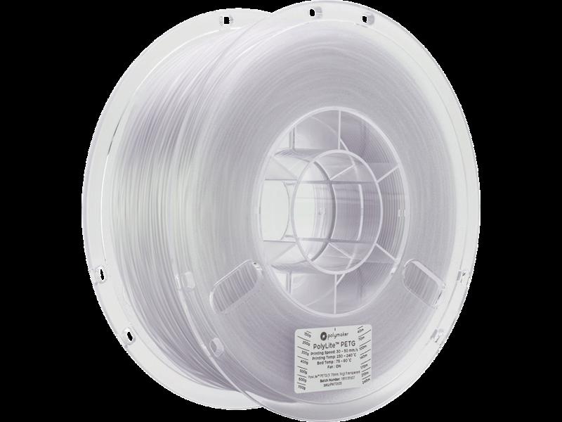 "Polymaker Polymaker ""Polylite PETG"" Transparant 1KG"