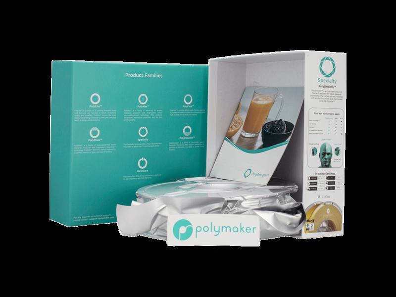Polymaker Polymaker Polysmooth Mosterdgeel