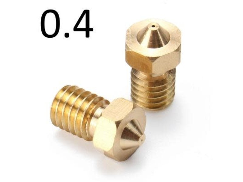 Craftunique Craftunique Nozzle 0.4mm Craftbot 3