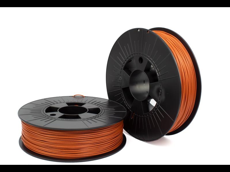 Makerfill Makerfill PLA Glitter Metaal Herfst Oranje