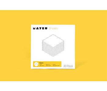 Mayku Form Sheets (30 stuks)