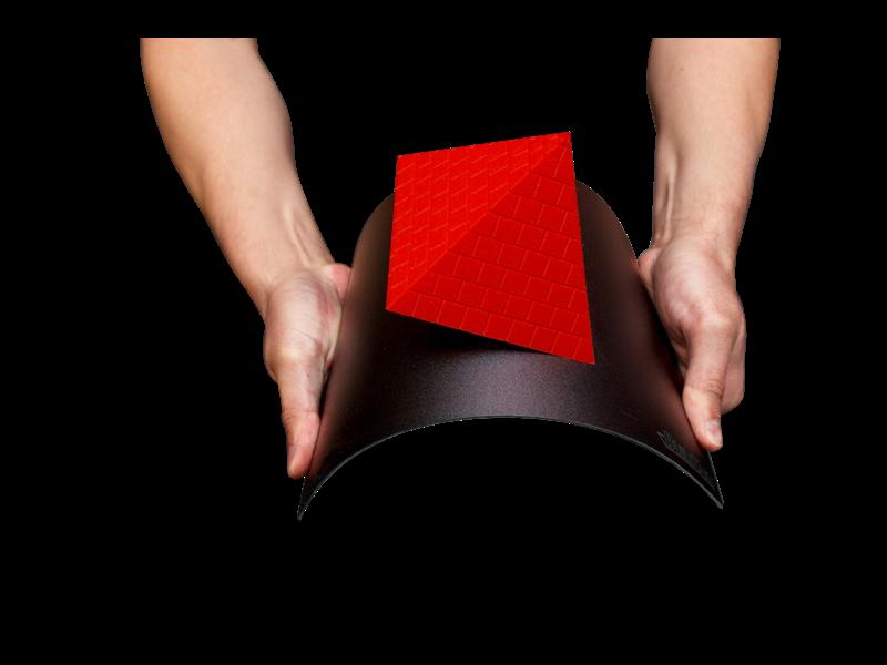Buildtak Buildtak Flexplate System 304 x 304 mm + 1x Flexplate gratis