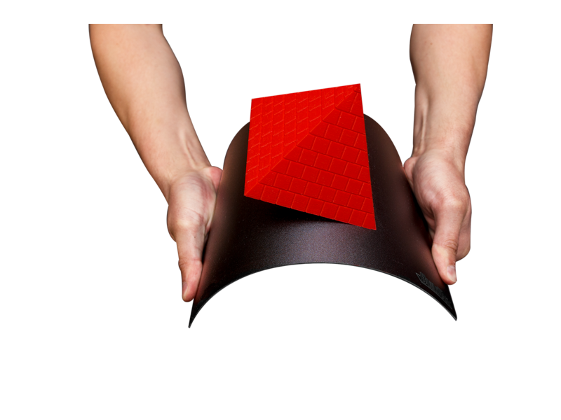 Buildtak Flexplate System 304 x 304 mm + 1x Flexplate gratis