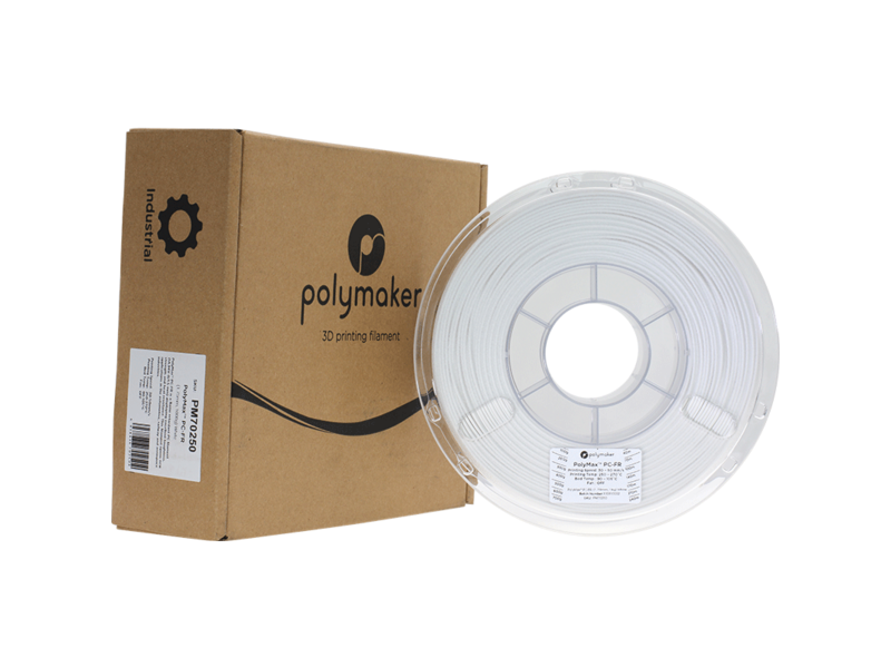 Polymaker Industrial Polymax PC-FR Wit