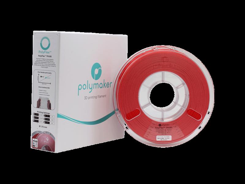 Polymaker Polyflex TPU95 Blauw (vroeger Polyflex)