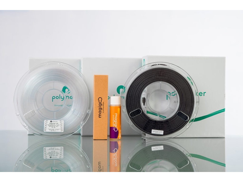 Polymaker Sample Pack Polylite PC & PolyMax PC & PolyMax PC-FR & PC-PBT & PC-ABS