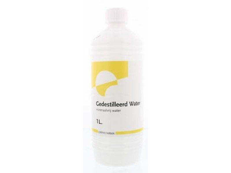 Gedestilleerd water 1L