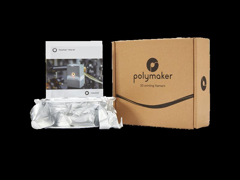 Polymaker Industrial Polymide PA6-GF Grey