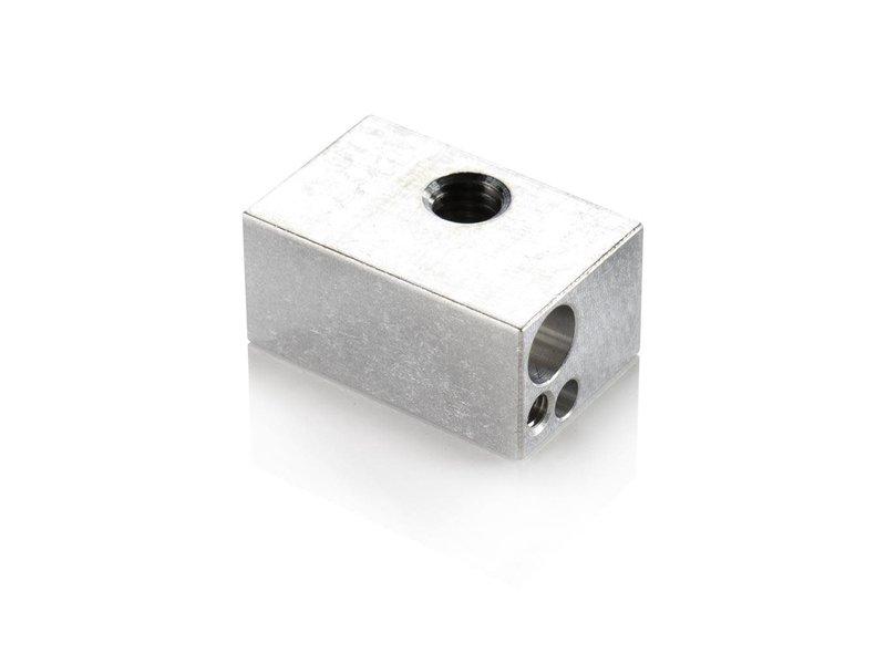 Ultimaker Aliminium heater block (1049)