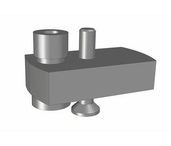 Ultimaker Heaterblock Assembly  (225874)