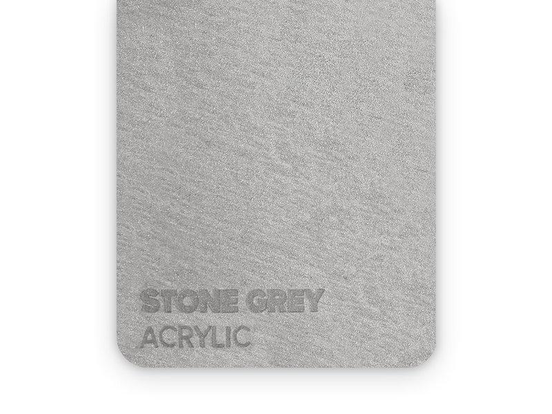 Acrylic Stone Grey 3mm - 3/5sheets