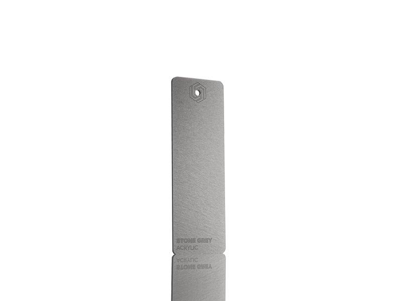 Acrylic Stone Grey 3mm