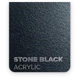 Acrylic Stone Black 3mm