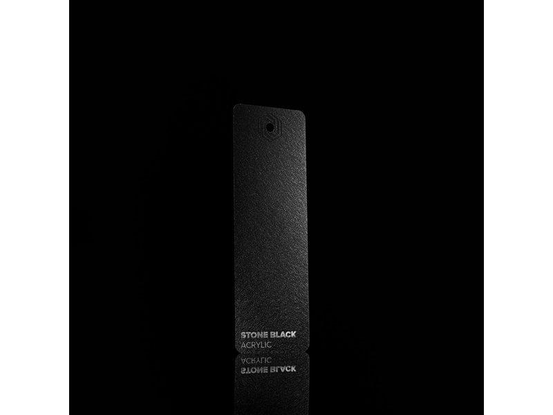 Acrylic Stone Black 3mm - 3/5sheets