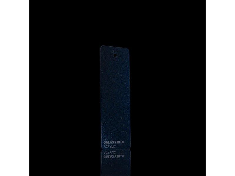 Acrylic Galaxy Blue 3mm