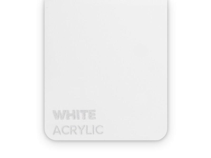 Acrylic White 3mm
