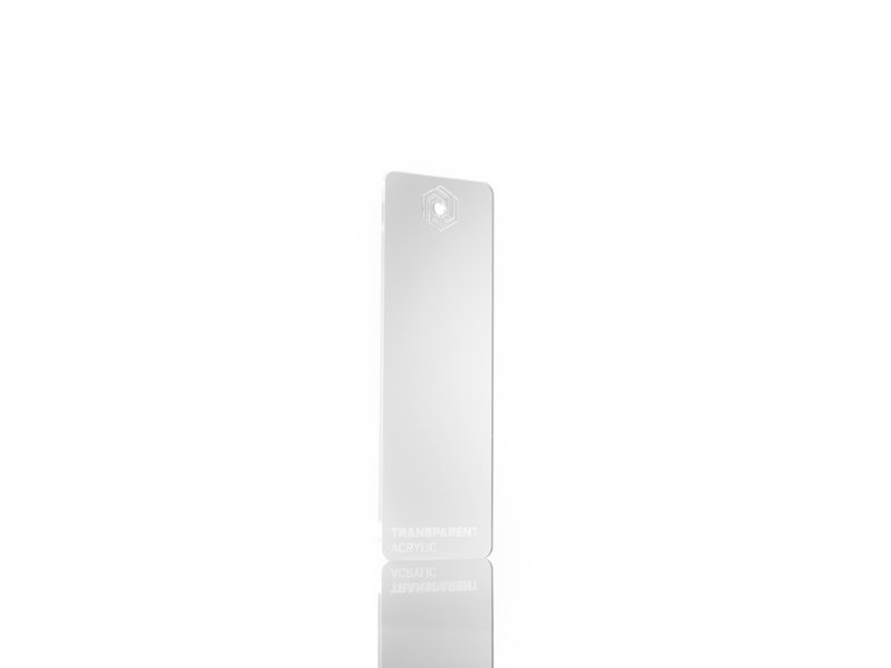 Acrylic Transparent 3mm - 3/5sheets