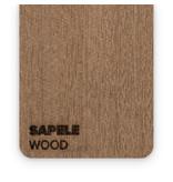 Wood Sapele 3mm  - 3/5sheets