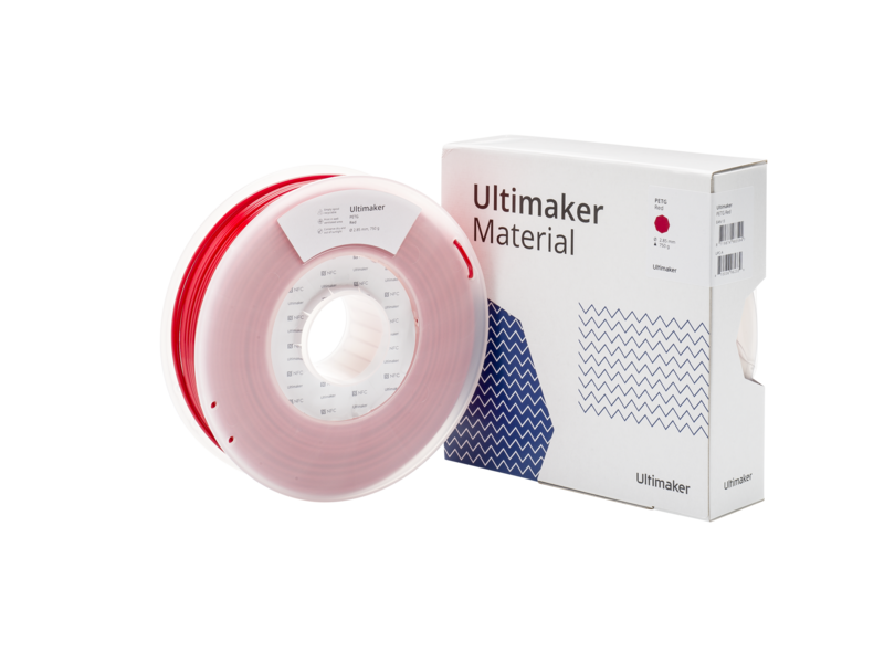 Ultimaker PETG Red