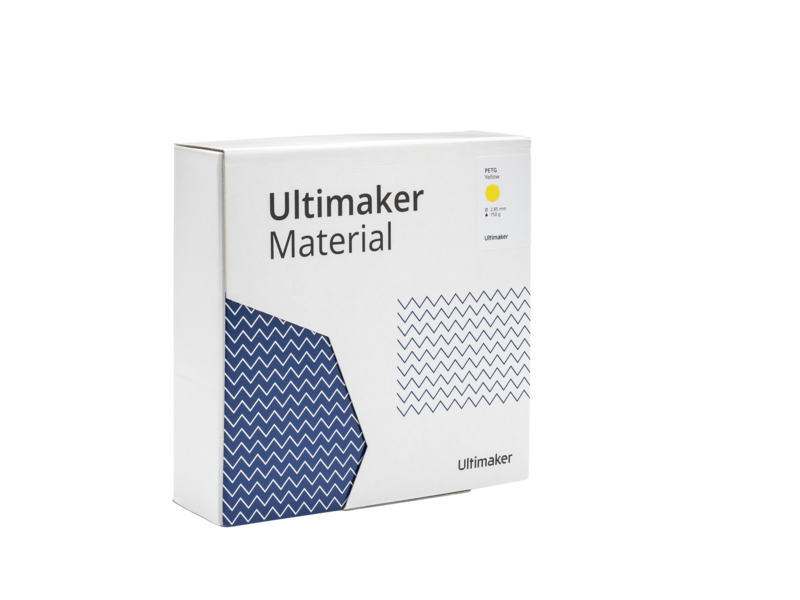 Ultimaker PETG yellow