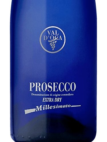 Val d'Oca Prosecco Spumante extra dry, Val d'Oca