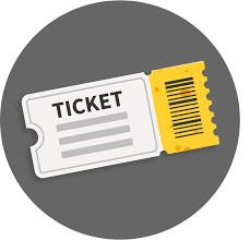 Ticket Wijnproeverij. 19 MEI