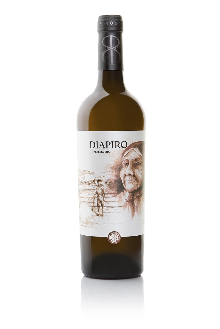 Diapiro White Bodega de Pinoso, Diapiro
