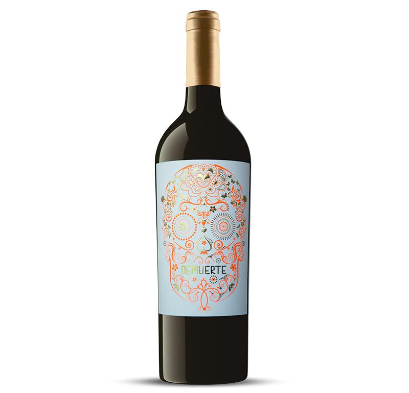 Bodegas Winery On Demuerte Blanco sobre lias