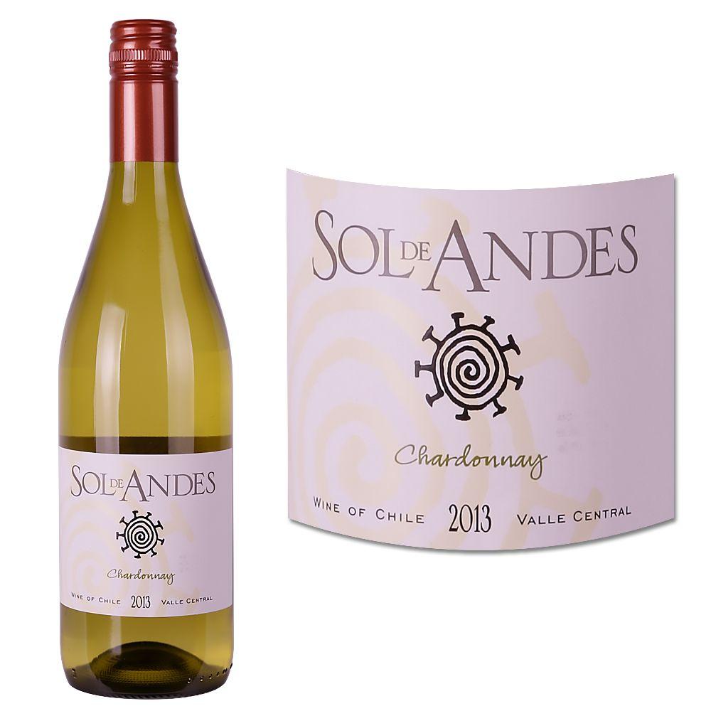 Sol de Andes Chili Sol de Andes Chardonnay