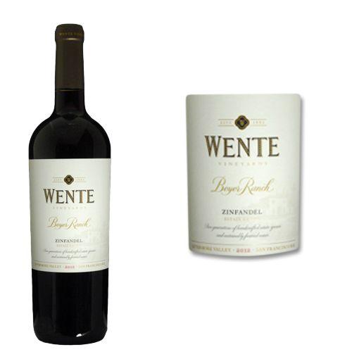 Wente Vineyards Wente Beyer Ranch Zinfandel