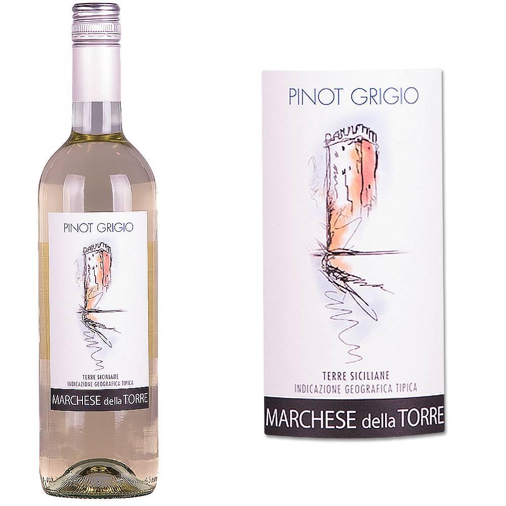 San Rocco Marchese Della Torre Pinot Grigio