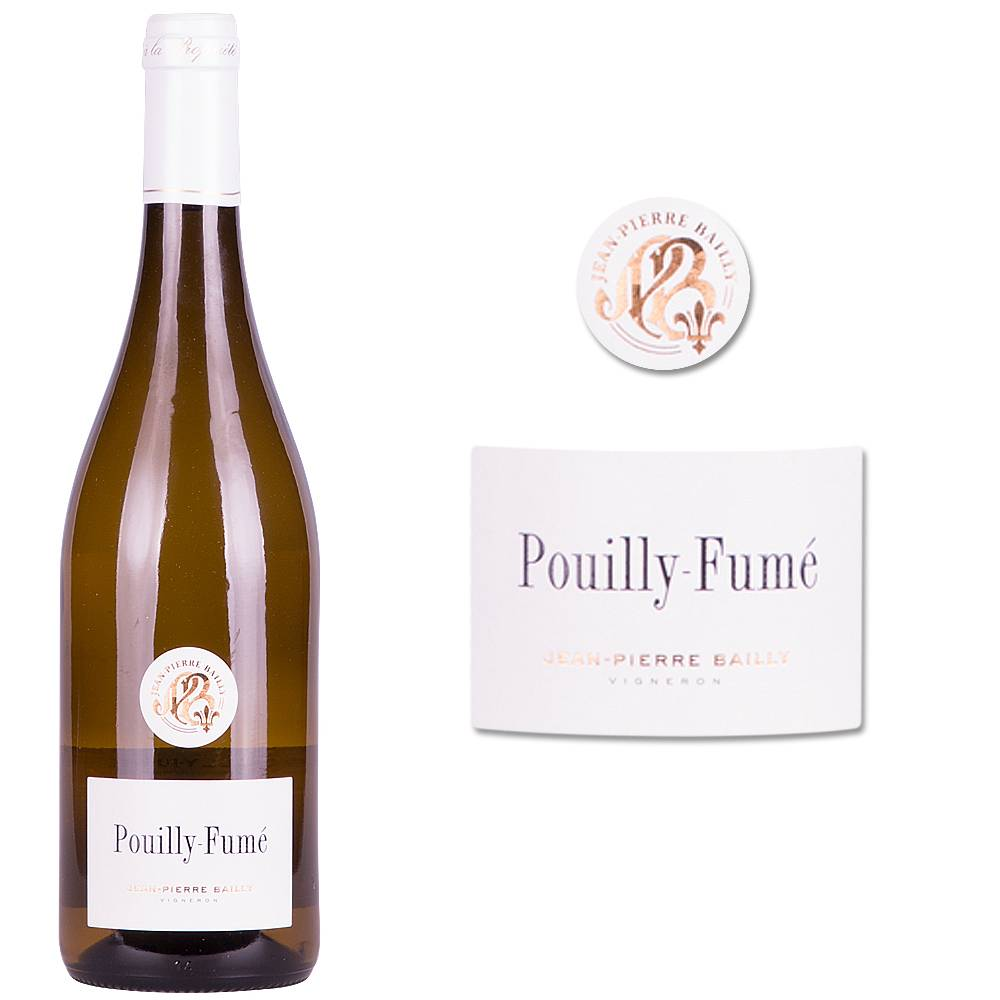 Domaine Jean Pierre Bailly Pouilly Fume Les Griottes Jean-Pierre Bailly